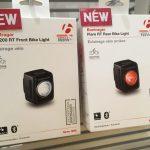 【アイテム】新型充電式ライト ION 200RT & FLARE RT 入荷!