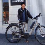 【BIKE】川崎店:本日の納車 TREK VERVE+2 lowstep