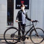 【BIKE】川崎店:本日の納車 TREK FX3 DISC